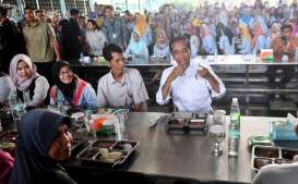 Setahun Jokowi-Ma'ruf Amin : Industri Sepatu Soroti Rantai Pasok Global