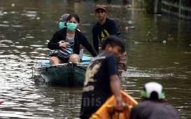 Pemkot Bandung Wacanakan Bangun 2 Kolam Retensi Baru Atasi Banjir