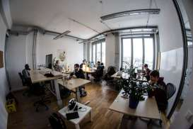 Ekosistem Startup : Dampak UU Cipta Kerja Baru Terasa pada 2021