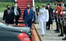 Jokowi Bertemu PM Jepang, Ini Sejumlah Poin Pembicaraan Mereka