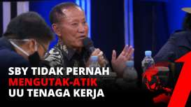 Amir Syamsuddin: Tak Masuk Akal Demokrat Dalangi Demo Tolak UU Cipta Kerja