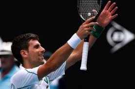 Novak Djokovic Putuskan Tidak Ikut Tenis Paris Masters