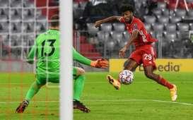 Hasil Liga Champions : Munchen Lumat Atletico, Liverpool & City 3 Poin