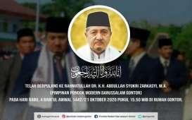 Mengenang Abdullah Syukri Zarkasyi, Kiai Gontor yang Hobi Menulis
