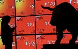 Bursa Asia Kebakaran, IHSG Ikut Tersungkur di Akhir Sesi I