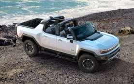 11 Menit, Hummer Listrik Edisi Perdana Ludes Terjual