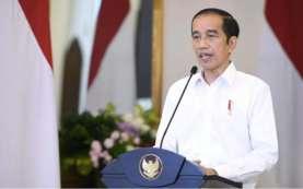 Jokowi Minta Kebijakan Inflasi Tak Hanya Fokus pada Pengendalian Harga