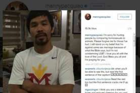 Sasar Influencer, Pacquiao Luncurkan Dompet Digital