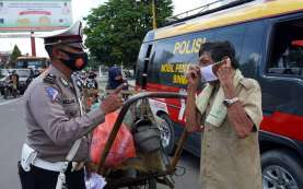 Denda Pelanggar Protokol Kesehatan di Sorong Mencapai Rp45,6 Juta