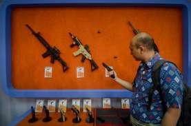 Penjualan Senjata Serbu di Nabire Digagalkan, Oknum Polisi Terlibat