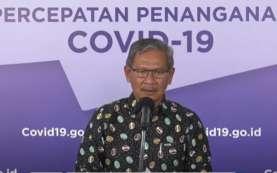 Sebelum Dicopot, Achmad Yurianto Bersuara Soal Pengadaan Vaksin Covid-19