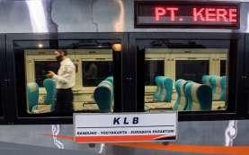 Libur Panjang, Pemesanan Tiket KA dari Jakarta Melonjak Dua Kali Lipat
