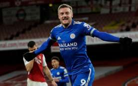 Hasil Liga Inggris : Arsenal Kalah Lagi, Disikat Leicester di Emirates