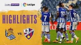 Hasil La Liga : Sociedad Kuasai Lagi Klasemen, Gusur Real Madrid