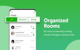 Menjajal Hi App, Aplikasi Pesan Instan Karya Anak Bangsa