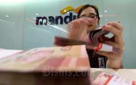 Agresif Pangkas Bunga Deposito, Biaya Dana Bank Mandiri Terus Turun