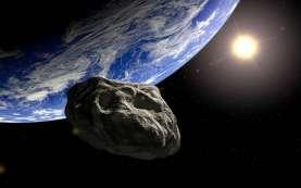 Asteroid 2020 UF3 Berjarak Sangat Dekat dengan Bumi, Kecepatan 22 Km per Detik