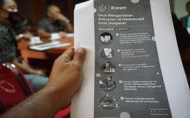 Peminat Pengantaran dan Pengambilan Berkas Adminduk di Denpasar Meningkat