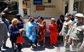 Puluhan Warga Terjaring Operasi Yustisi di Denpasar