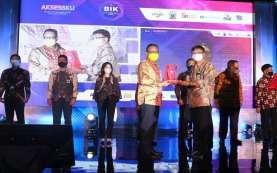 BNI Makassar Raih Penghargaan Sebagai Bank Paling Inklusif 2020