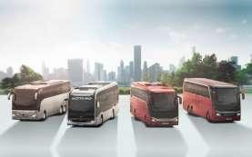 Mau Aman Naik Bus? Ini Cara Grup Daimler Cegah Covid-19