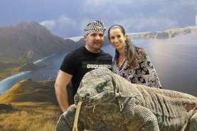 Jurassic Park di Labuan Bajo Dinilai Ancam Habitat Komodo