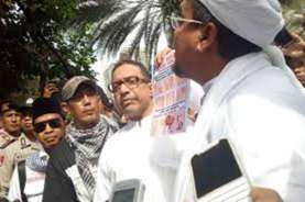 Habib Rizieq Pulang ke Indonesia, Polri Akan Langsung Tangkap?