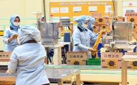 Kuartal IV/2020, Industri Mamin Bakal Dapat Berkah