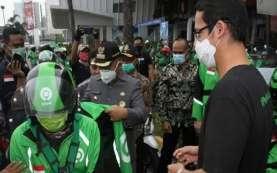Menparekraf Apresiasi Kontribusi Positif Mitra Gojek Saat Pandemi Covid-19