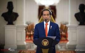 Jokowi: Industri Keuangan Syariah Adalah Raksasa yang Sedang Tidur
