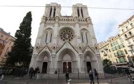 Basilika Notre Dame di Nice, Prancis Diserang Oknum Berpisau: Tiga Tewas