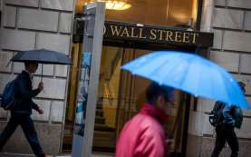 Was-Was Jelang Pilpres AS, Wall Street Dibuka Bervariasi