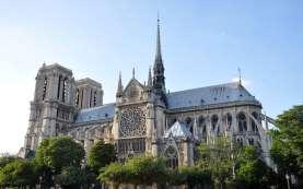 Kasus Penusukan di Gereja Notre-Dame, Macron: Prancis Lawan Aksi Teror