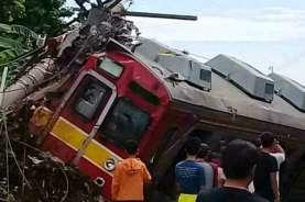 KRL Bekasi-Kota Anjlok, Evakuasi Diperkirakan Berlangsung 5 Jam