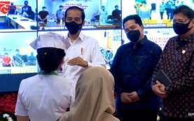 Luhut Binsar-Erick Thohir vs PDIP, Siapa yang Dipilih Jokowi?
