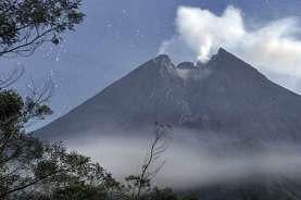 Gunung Merapi Alami Kenaikan Aktivitas Vulkanik