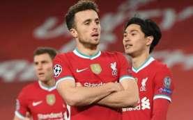 Sudah Tampil Hebat, Jota Yakin Bisa Lebih Baik Lagi di Liverpool