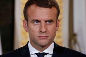 Tuai Protes dari Umat Islam di Dunia, Ini Kata Macron