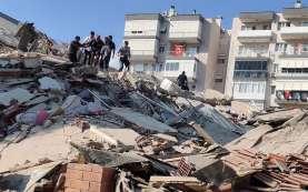 PMI Siapkan Relawan Terlatih untuk Bantu Korban Gempa Turki
