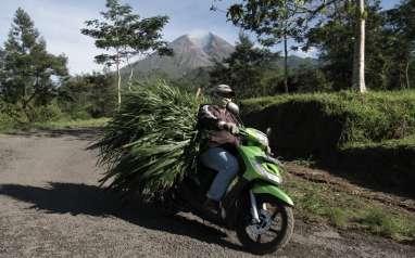 Wisata Kali Talang Balerante Ditutup Waspadai Gunung Merapi