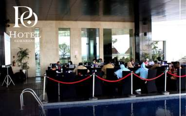 PO Hotel Semarang Tawarkan Paket Outdoor Meeting
