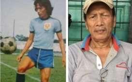 Legenda PSMS Medan Parlin Siagian, si Tendangan Pisang, Meninggal Dunia