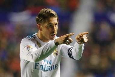 Bos Real Madrid Isyaratkan Sergio Ramos Akan Pergi