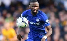 Barcelona Lirik Bek Chelsea Antonio Rudiger di Bursa Transfer Januari