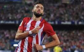 Atletico vs Barcelona, Yannick Carrasco Siap Bela Los Rojiblancos