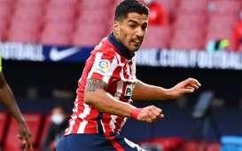 Atletico Madrid Masih Berharap Luis Suarez Dapat Bermain vs Barcelona