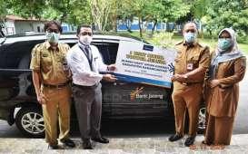 Bank Jateng Serahkan Bantuan Mobil ke RSUD Karanganyar