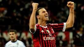 Ibrahimovic Cedera Hamstring, Harus Absen Bela Milan di Liga Europa