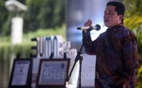 Erick Thohir Ungkap Tugas Khusus di Omnibus Law, dari Baterai Listrik sampai Vaksin