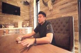 Chef Arnold, dari Cuci Piring hingga jadi Rekan Kerja Gibran di Start-Up Kuliner